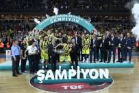 CUMHURBAŞKANLıĞı KUPASı - Fenerbahçe, Kupasını Fahri Kasırga Ve Osman Aşkın Bak'ın Elinden Aldı