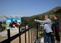 PAİNTBALL - Gazeteci Geçmen'e Büyük Vefa