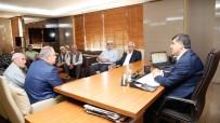 RıDVAN FADıLOĞLU - Gaziantep'te Şehit Yakını Gazi, Dul Ve Yetimlerin Sorunları Konuşuldu