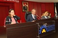KOMİSYON RAPORU - Gebze Belediyesi Ekim Meclisi İlk Oturumu Tamamlandı