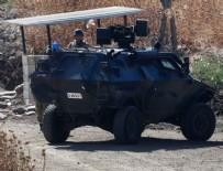 PKK - Hakkari'de hain saldırı