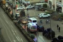 Hakkari'de Polis Noktasına Yıldırım Düştü Açıklaması 2'Si Polis 3 Yaralı