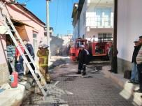 KAYALı - Havran'da Korkutan Yangın