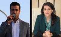 SELAHATTİN DEMİRTAŞ - HDP'li Demirtaş ve Buldan'a şok