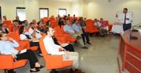 KAMU İHALE KANUNU - İzmit Belediyesi Personeline Seminer Verildi