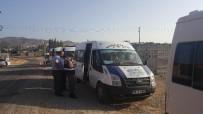 Jandarma Trafik Timleri Okul Servislerini Denetledi