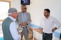 HALIL KAYA - Kahta'da Yaşlılar Unutulmadı