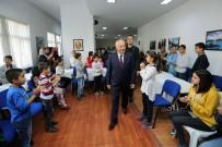 EĞİTİM PROJESİ - Karşıyakalı Çocuklara Ücretsiz Eğitim