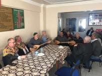 HASAN YAMAN - Kaymakam Yaman, Ertuğrulgazi Derneği'ni Ziyaret Etti