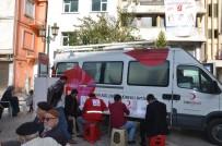 CUMHURİYET MEYDANI - Kızılay'dan Kan Bağışı Çağrısı