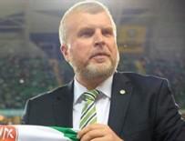 AHMET SAN - Konyaspor'un eski Başkanı Ahmet Şan için istenen ceza belli oldu