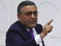 BÜLENT TURAN - Meclis'te gerginlik!