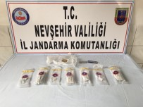 Nevşehir'de Esrar Satıcısı 1 Kişi Tutuklandı