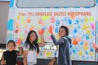 Öğretmen Yeliz Yücebaş eski otobüs ile 7 yıllık hayalini gerçekleştirdi