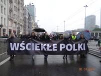 TÜP BEBEK - Polonyalı Kadınlardan Hükümet Karşıtı Protesto