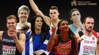 RAMİL GULİYEV - Ramil Guliyev, 'Yılın Avrupalı Atleti' Ödülü İçin Son 3 Aday Arasına Kaldı
