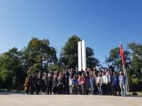 İLHAN YERLIKAYA - RTÜK'ün 9. Gelecekle İletişim Çalıştayı Romanya'da Başladı