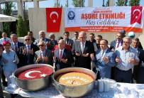 MEHMET AKıN - Salihli Belediyesi Aşure Geleneğini Sürdürdü