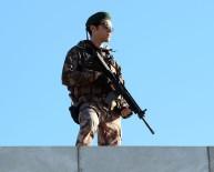 DURUŞMA SALONU - Tarihi Duruşma Öncesi Geniş Güvenlik Önlemi