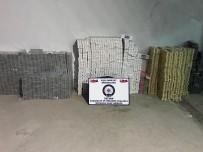 GİZLİ BÖLME - Tatvan'da 26 Bin 500 Paket Kaçak Sigara Ele Geçirildi