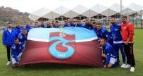 KUDÜS - Trabzonspor'dan Alkışlık Hareket