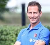 OLCAY ŞAHAN - Trabzonspor'un en istikrarlısı o  oldu