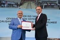 SÜLEYMAN DENIZ - TSE'den Büyükşehir'e Çevre Yönetim Sistemi Belgesi