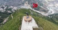 BÜYÜK TAARRUZ - Türkiye'nin En Büyük Atatürk Heykeli Turizme Açıldı