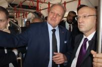 TEKNOLOJİ TRANSFERİ - Türkiye'nin İlk Metro Aracı İhracatı Bozankaya'dan