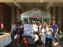 ALI AYDıN - Üniversitede Diyabetli Çocuklar İçin Gençlik Kampı