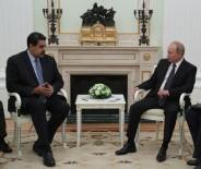 VENEZUELA - Venezuela Devlet Başkanı Maduro'dan Putin'e Teşekkür