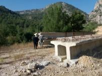 VEZIRHAN - Vezirhan Beldesine Yapılacak Köprü Tarımcıları Rahatlatacak
