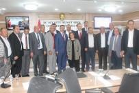 Yeni AK Parti İl Başkanı İl Genel Meclis Üyeliğinden İstifa Etti