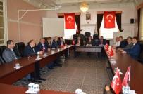 ENDÜSTRI MESLEK LISESI - Yenişehir Buğdayı Masaya Yatırıldı