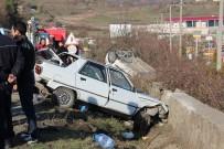 HATALı SOLLAMA - 1 Kişinin Öldüğü 5 Kişinin Yaralandığı Kazada Sürücüye Hapis Cezası