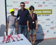 ALI ACAR - 14 Yaş Hafta Sonu Tenis Turnuvası Tamamlandı