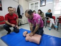 RADYASYON - 3 Bin Karşıyakalıya Sağlık Eğitimi