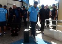 ANTALYA HAVALİMANI - A Milli Futbol Takımı Antalya'dan Ayrıldı