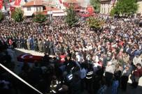 AFYONKARAHİSAR VALİSİ - Afyonkarahisar Şehidini Uğurladı