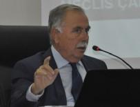 ÇANAKKALE BELEDİYESİ - AK Parti'li belediye meclis üyeleri, meclisi terk etti