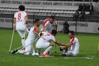 FATİH ŞENTÜRK - Ampute Milli Takımı Çeyrek Finalde