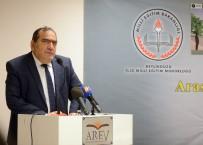 HAT SANATı - AREV'in Cami Ve Vakıf Hizmet Projesi İçin Protokol İmzaları Atıldı