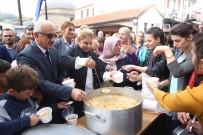 İBRAHİM KARAMAN - Aşure Kazanları Balkanlar'da Kardeşlik İçin Kaynadı