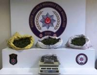 DİJİTAL TERAZİ - Aydın'da 5,1 Kilo Esrar Yakalandı