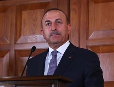 Çavuşoğlu Barzani'ye seslendi: Umarım bu hatadan dönerler