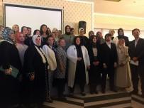 RAVZA KAVAKÇI KAN - Bakan Kaya Açıklaması 'Türkiye, Arakan'daki Mazlumlara Elini Uzatmaya Devam Edecek'
