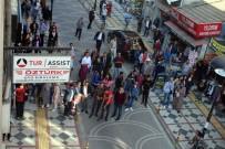ŞÜPHELİ PAKET - Bartın'da Şüpheli Paket Alarmı