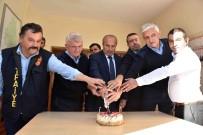 Başkan Arslan, İtfaiye Personelini Unutmadı