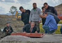 Başkan Epcim, 3 Bin Rakımda İçme Suyu Çalışmalarını İnceledi