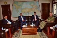 AHMET YAVUZ - Başkan Yılmaz'dan İşbirliği Vurgusu